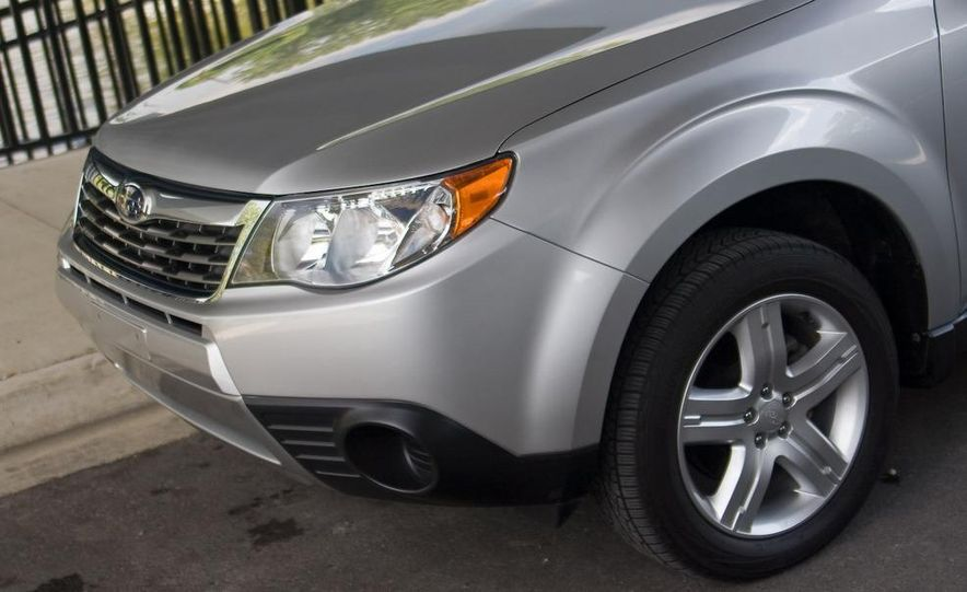 2009 Subaru Forester 2.5X - Slide 26