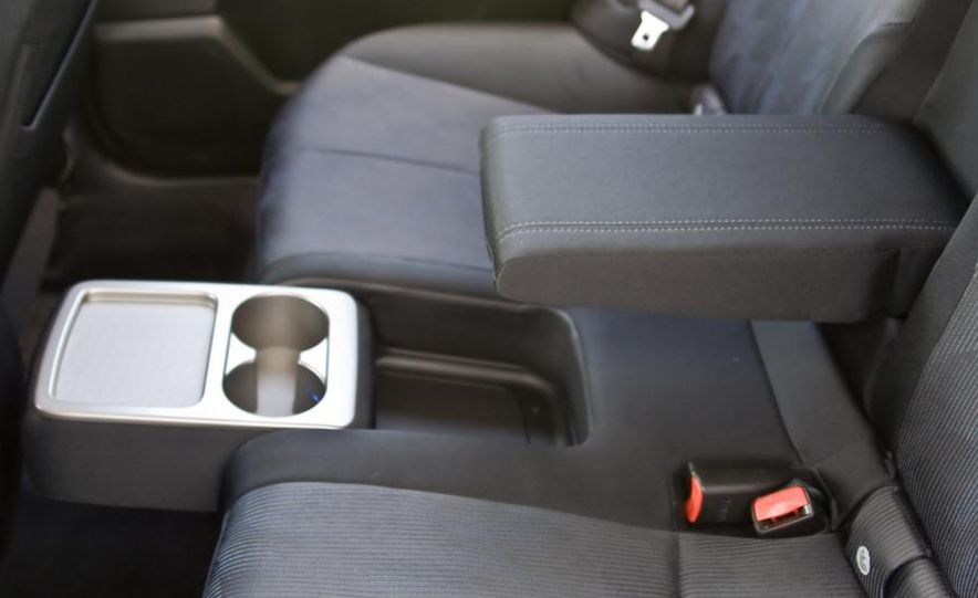 2009 Subaru Forester 2.5X - Slide 25