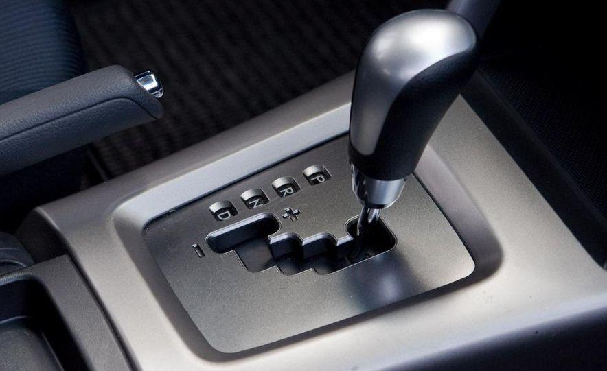 2009 Subaru Forester 2.5X - Slide 39