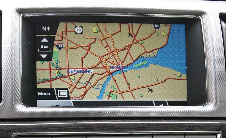 2009 Jaguar XF Supercharged - Slide 19