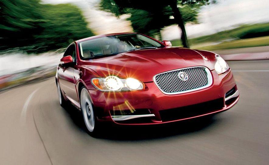 2009 Jaguar XF Supercharged - Slide 7
