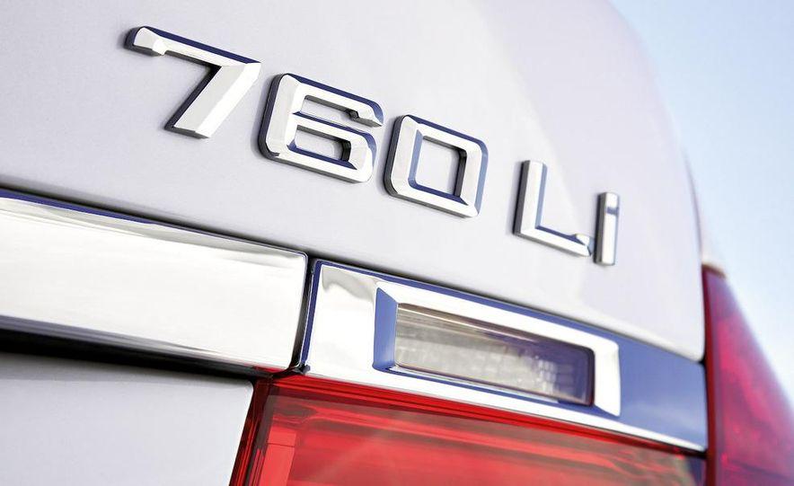 2010 BMW 760Li - Slide 25