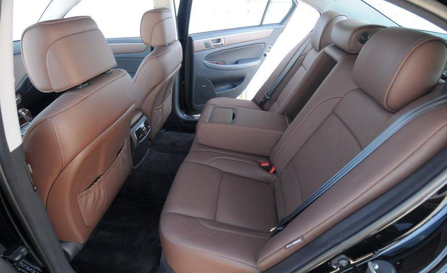 2009 Hyundai Genesis 4.6 - Slide 27