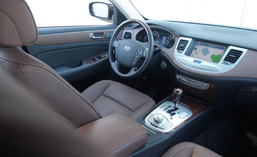 2009 Hyundai Genesis 4.6 - Slide 26
