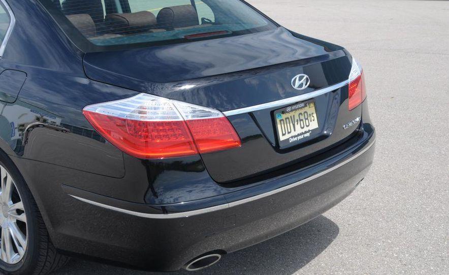 2009 Hyundai Genesis 4.6 - Slide 20