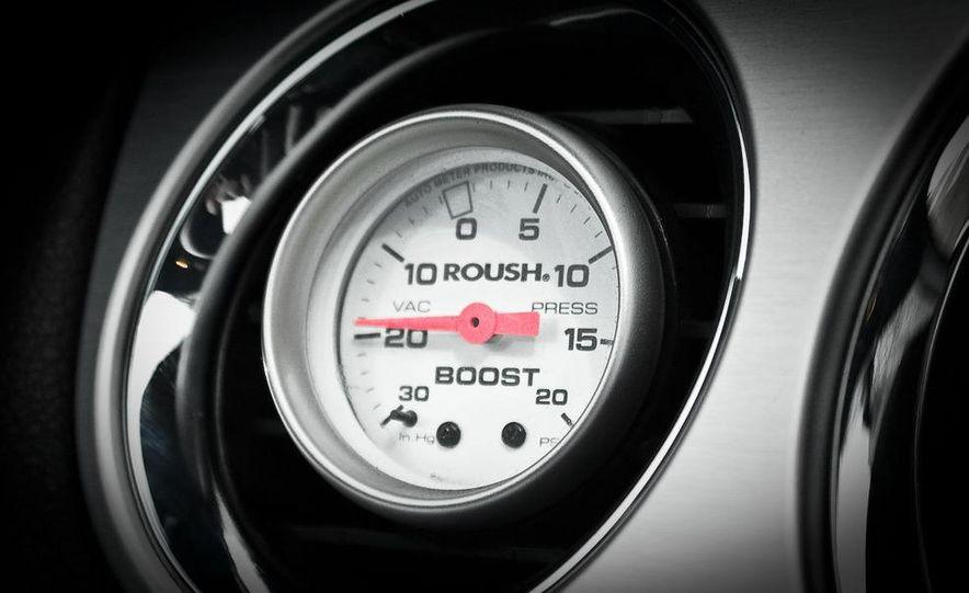2010 Roush Ford Mustang 427R - Slide 11