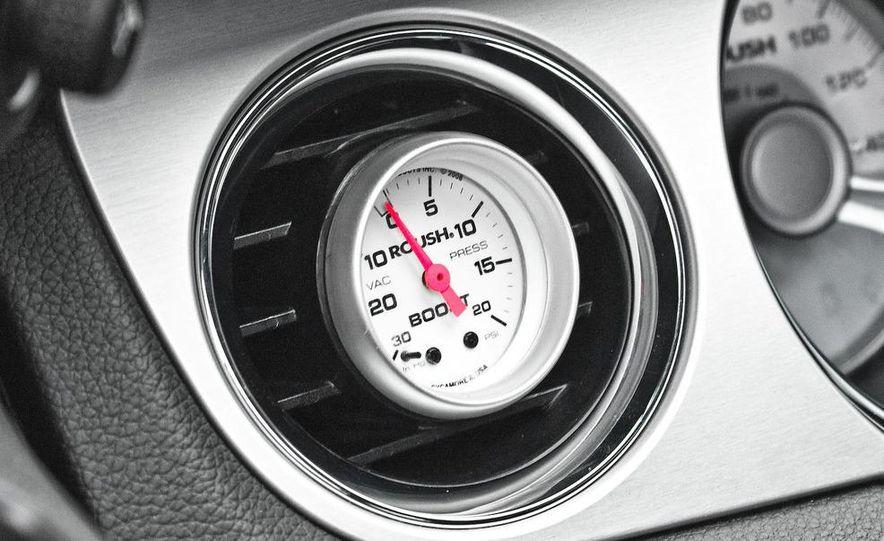 2010 Roush Ford Mustang 427R - Slide 17