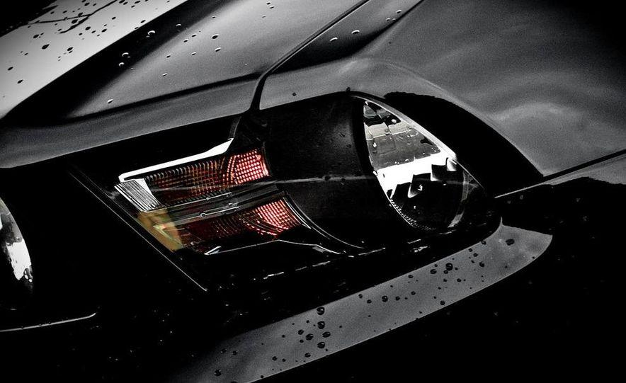 2010 Roush Ford Mustang 427R - Slide 48