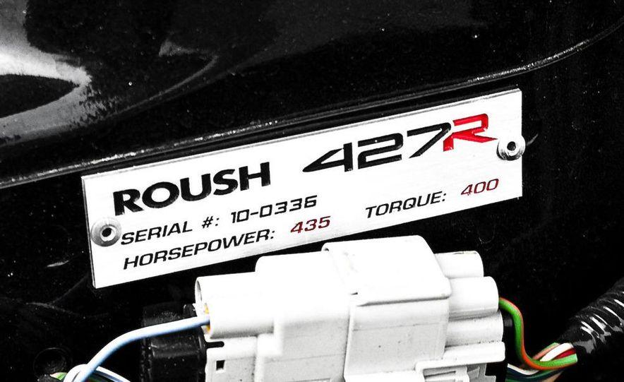 2010 Roush Ford Mustang 427R - Slide 19