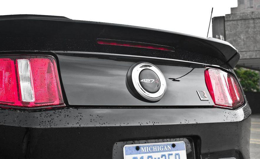 2010 Roush Ford Mustang 427R - Slide 50