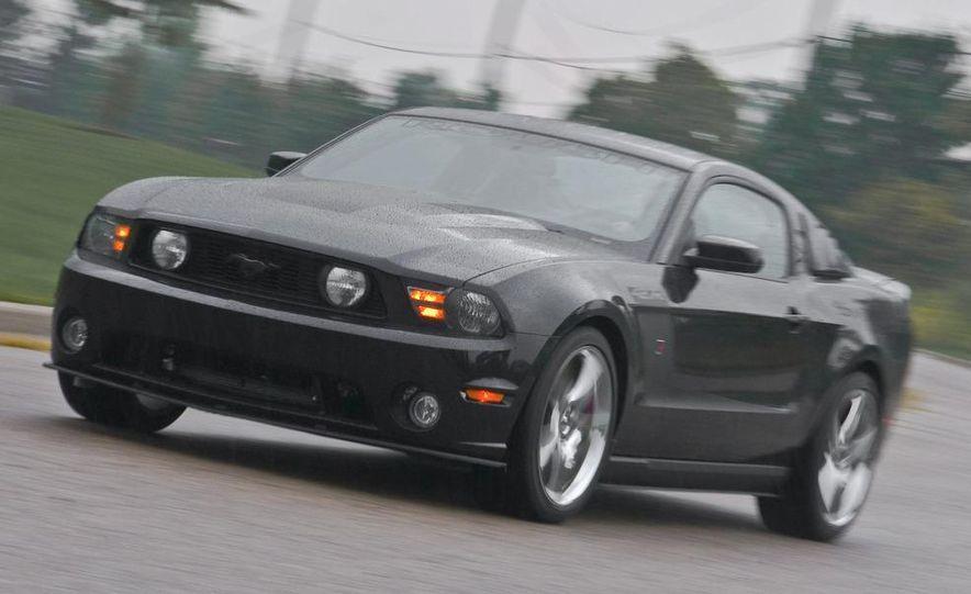 2010 Roush Ford Mustang 427R - Slide 58