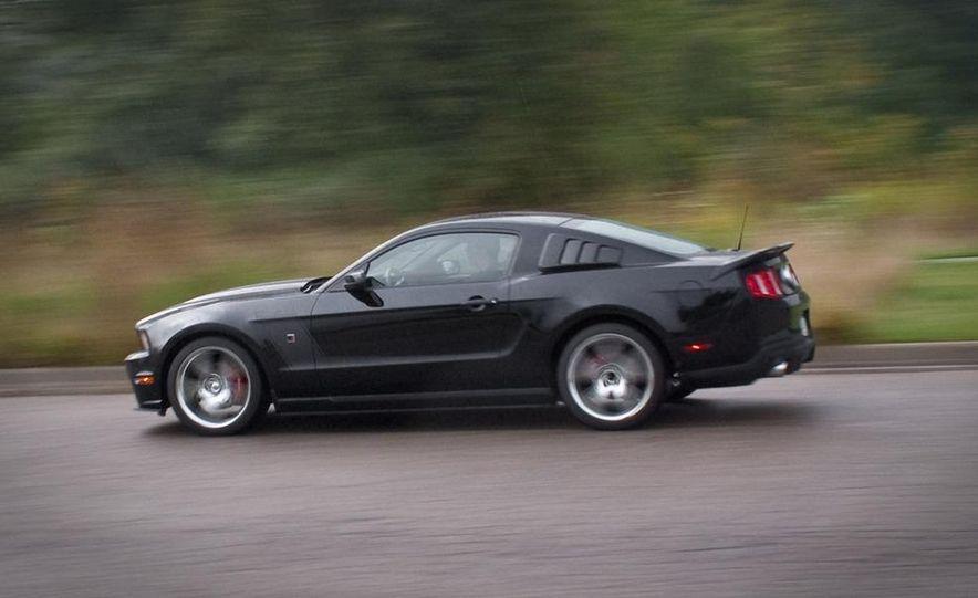 2010 Roush Ford Mustang 427R - Slide 62