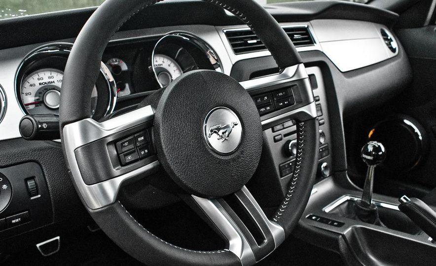 2010 Roush Ford Mustang 427R - Slide 53