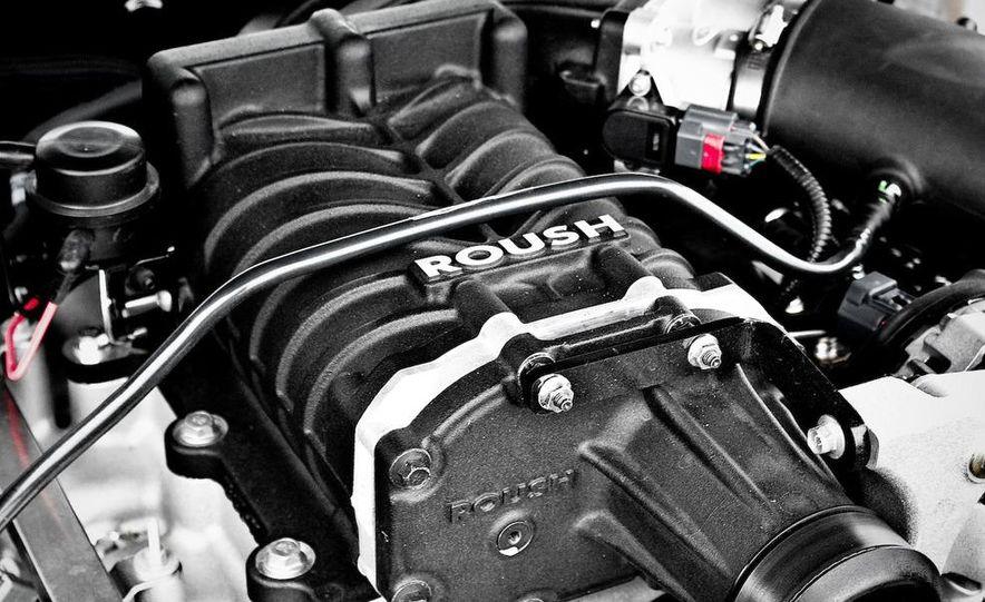 2010 Roush Ford Mustang 427R - Slide 18
