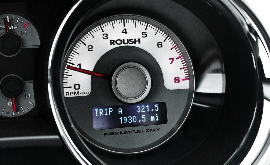 2010 Roush Ford Mustang 427R - Slide 12