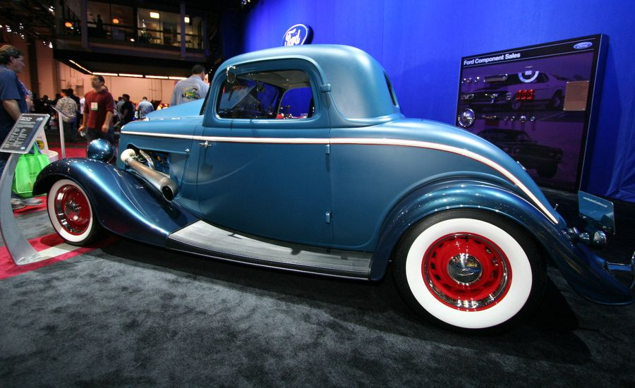1934 Ford EcoBoost Hot Rod