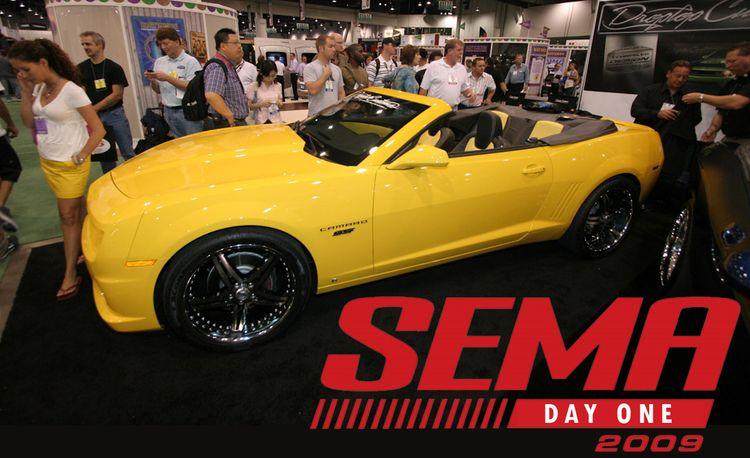 2009 SEMA Show: Day 1