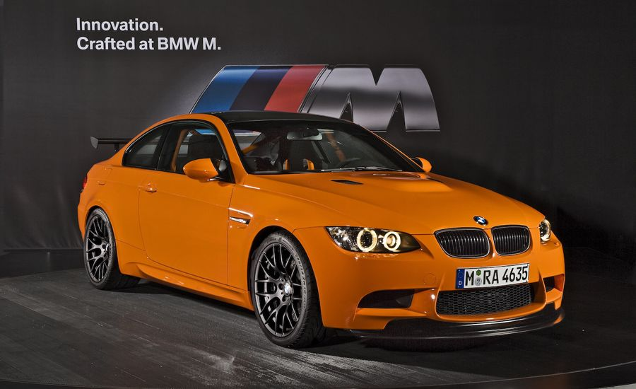 2010 BMW M3 GTS