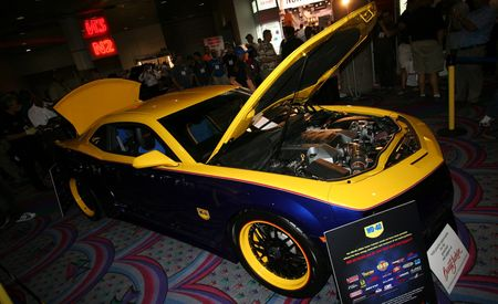 2010 Chevrolet Camaro by WD-40