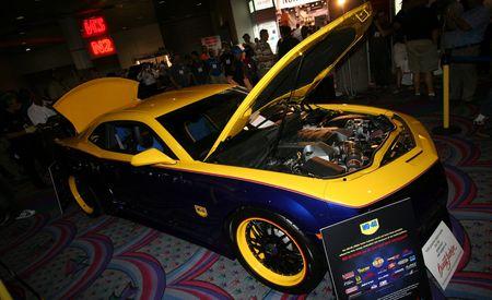 2010 Chevrolet Camaro by WD-40