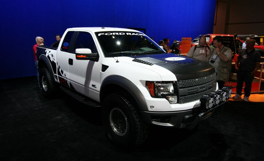 2010 Ford F-150 SVT Raptor 6.2 and Raptor XT