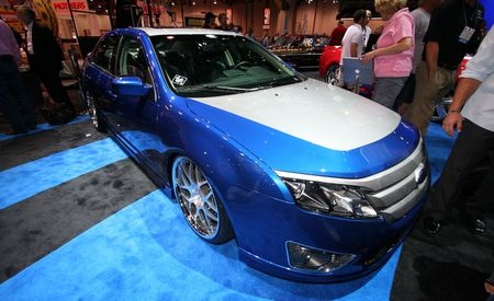 2010 Ford Fusions for SEMA