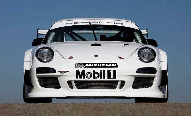 2010 Porsche 911 GT3 R Race Car