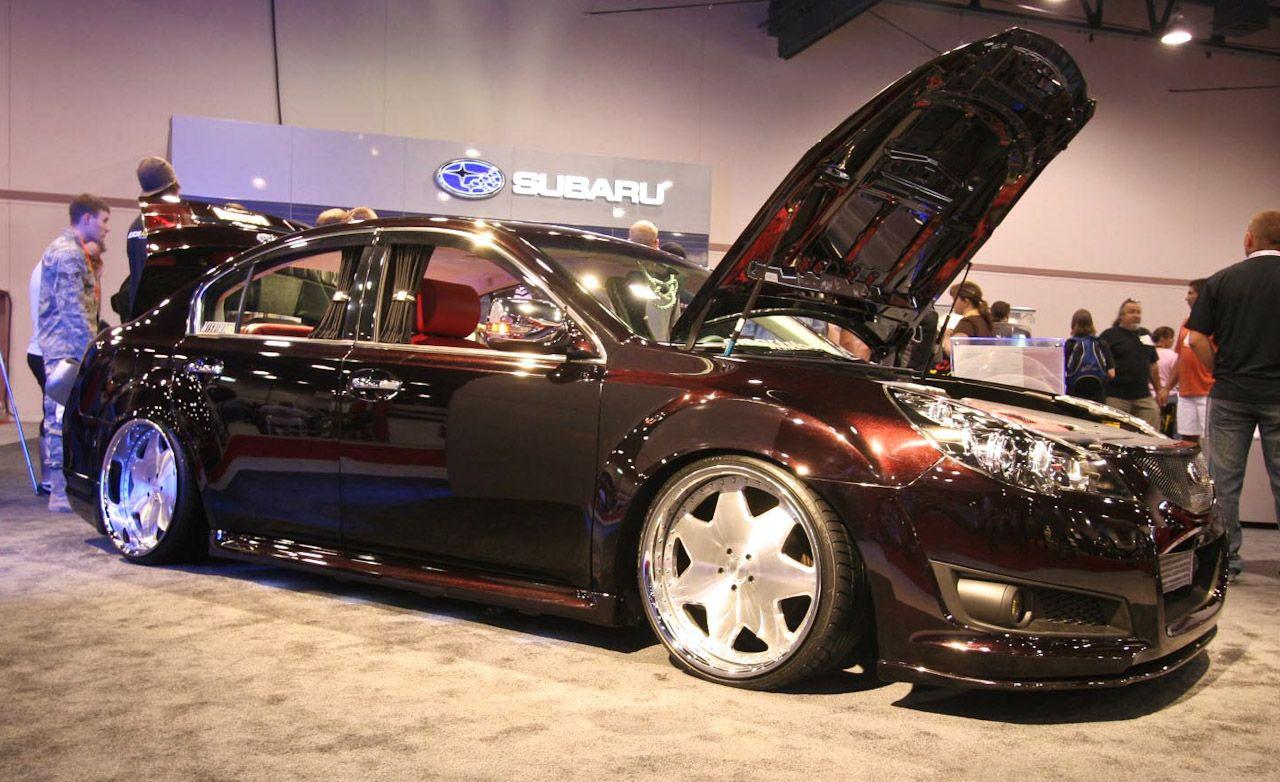2010 Subaru Legacy   Review   Car and Driver