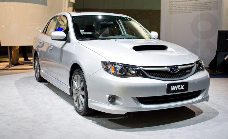 2010 Subaru WRX Limited