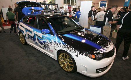 2010 Subaru WRX STI by SPT