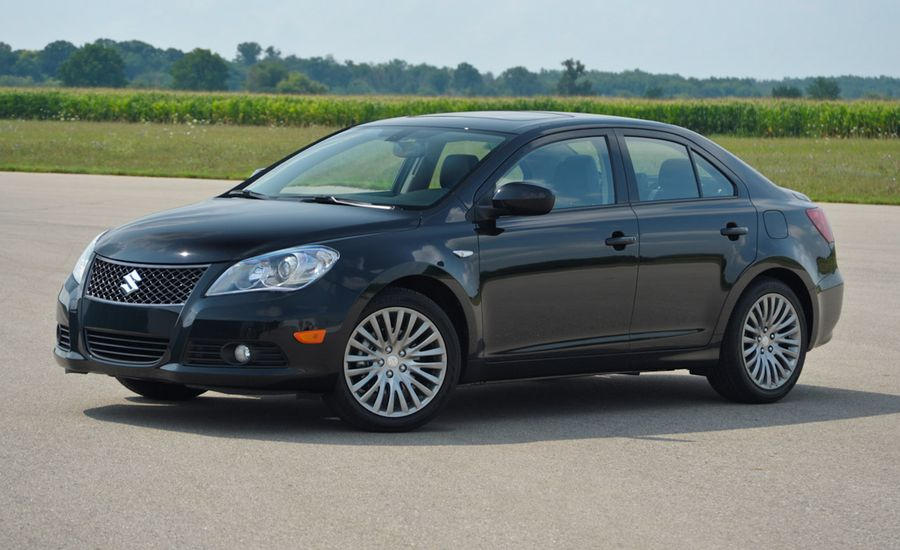 2010 Suzuki Kizashi Pricing Announced