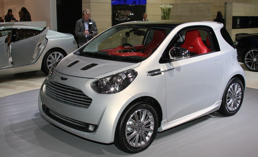 2011 aston martin cygnet. Black Bedroom Furniture Sets. Home Design Ideas