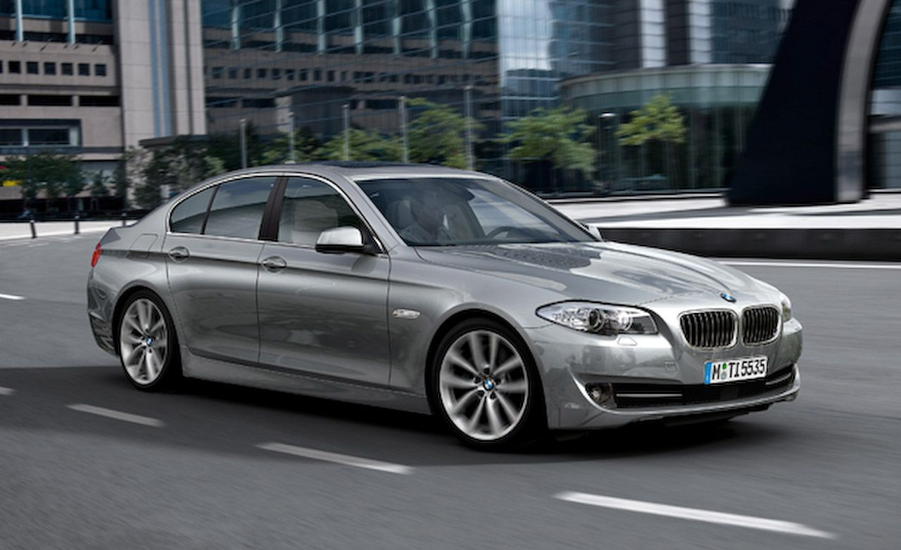 2011 BMW 5-series / 528i / 535i / 550i