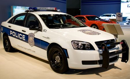 2011 Chevrolet Caprice PPV