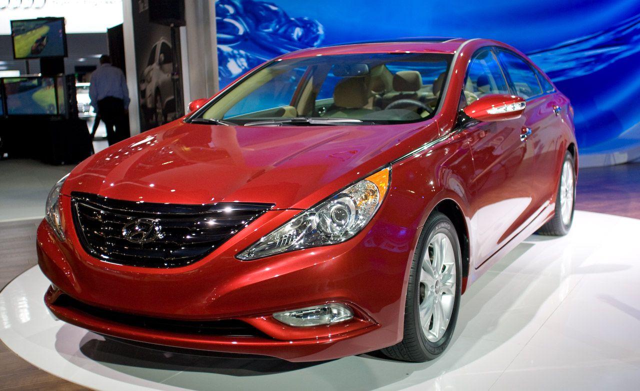 2011 Hyundai Sonata Se Instrumented Test Car And Driver