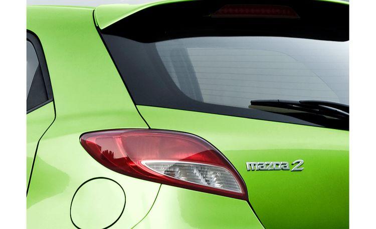 2011 Mazda 2