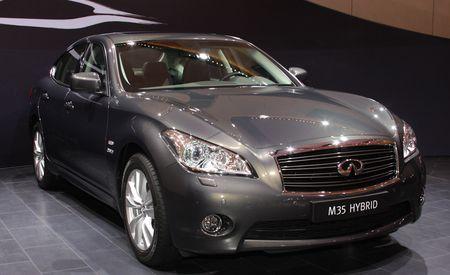 2012 Infiniti M35 Hybrid