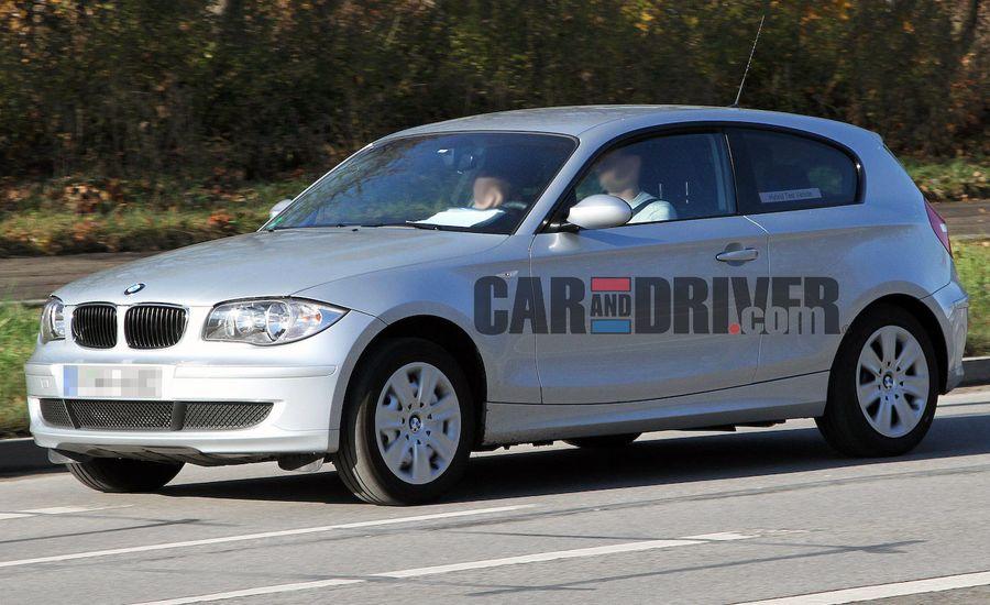 2013 BMW 1-series Hybrid