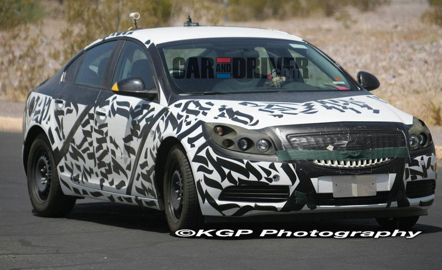 Buick Confirms Regal as Next Mid-Size Sedan