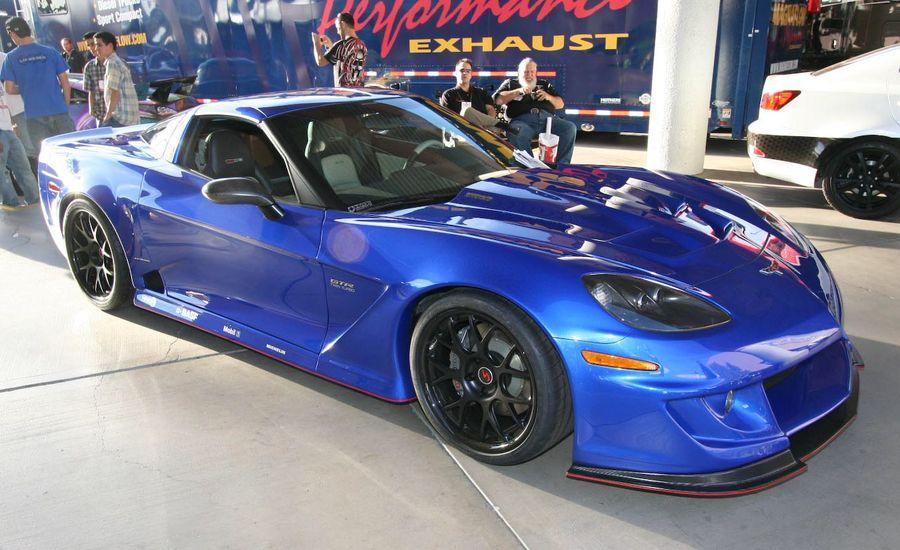 Chevrolet Corvette GTR by Specter Werkes/Sports