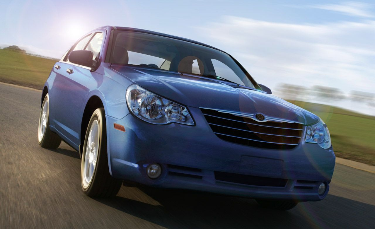 Chrysler Sebring and Dodge Avenger to Live on Through 2012