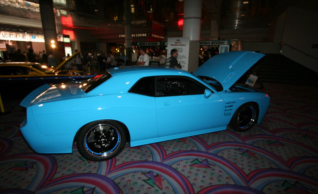 Dodge Challenger by Petty's Garage for SEMA