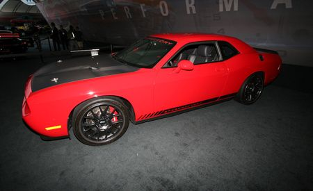 Dodge Challenger by SpeedFactory for SEMA