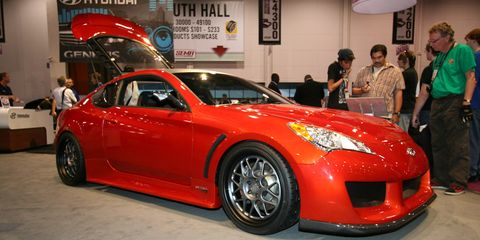 Hyundai Genesis Coupe Rm460 By Rhys Millen Racing