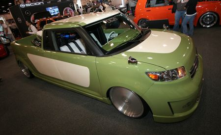 Scion xBs for SEMA