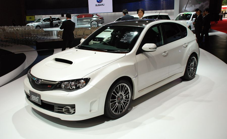 Subaru Impreza Wrx Sti Carbon News Car And Driver