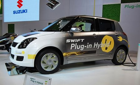 Suzuki Swift Plug-In Hybrid Concept