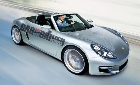 Volkswagen Begins to Map the Future for the House of Porsche