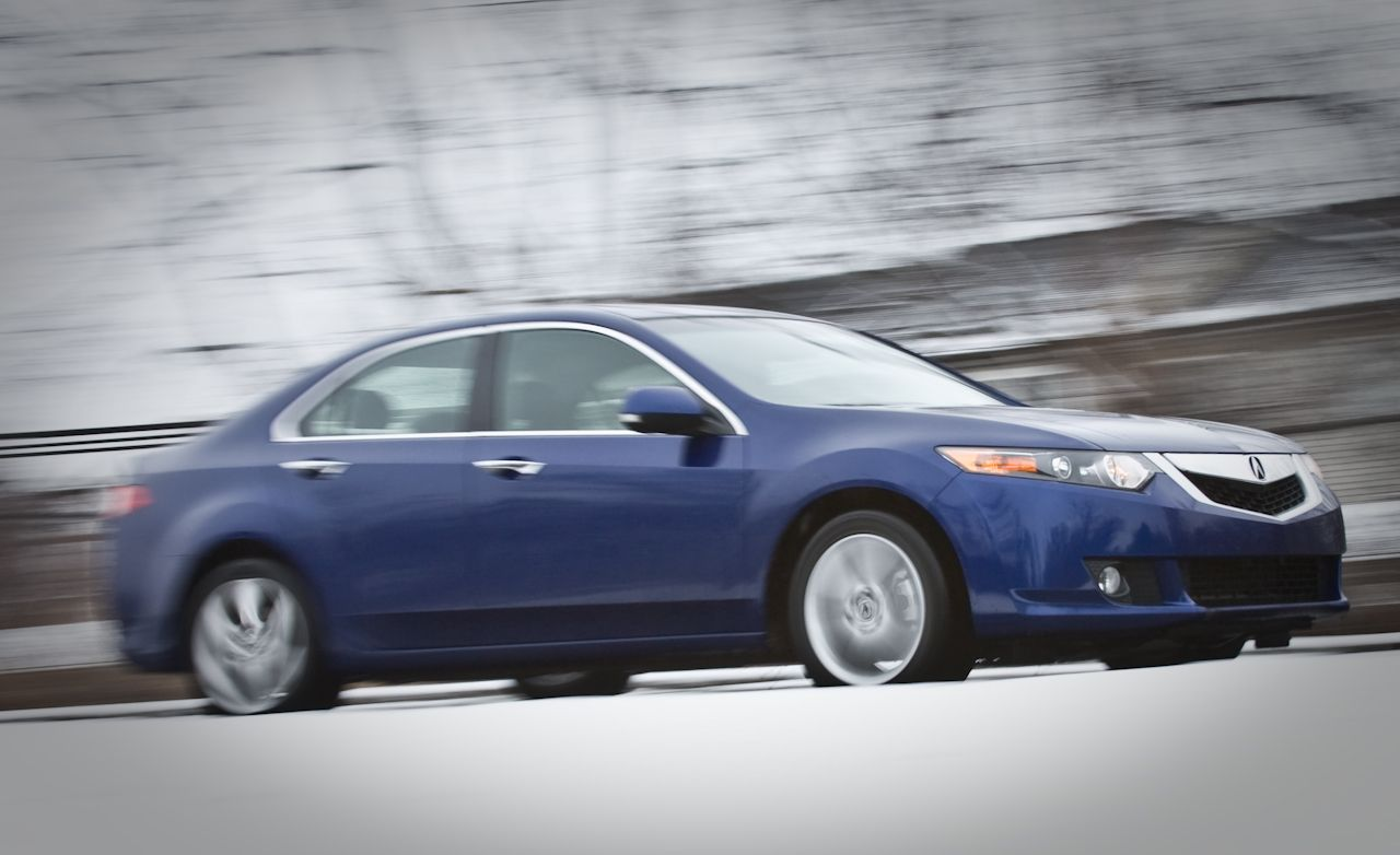 2009 acura tsx road test review car and driver rh caranddriver com 2009 acura tsx manual for sale 2009 acura tsx manual transmission fluid change