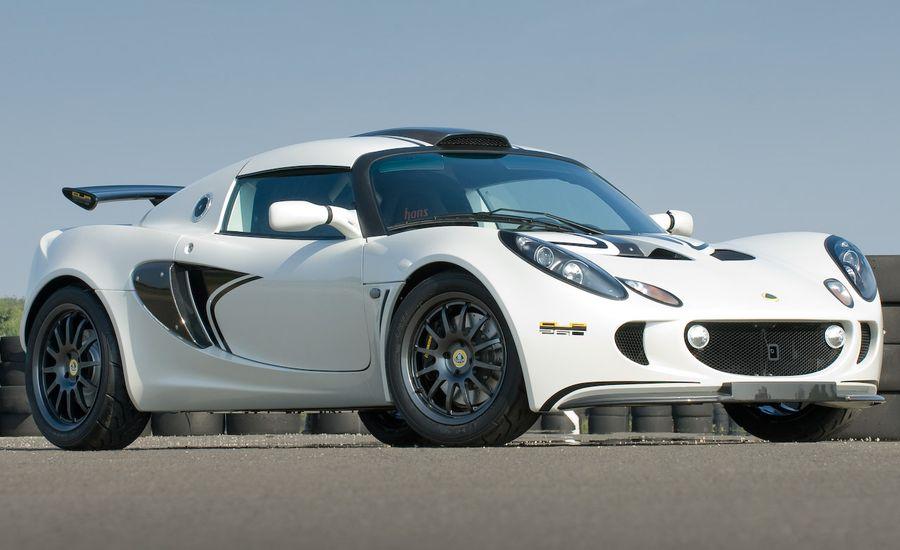 2009 Lotus Exige S 260 Sport